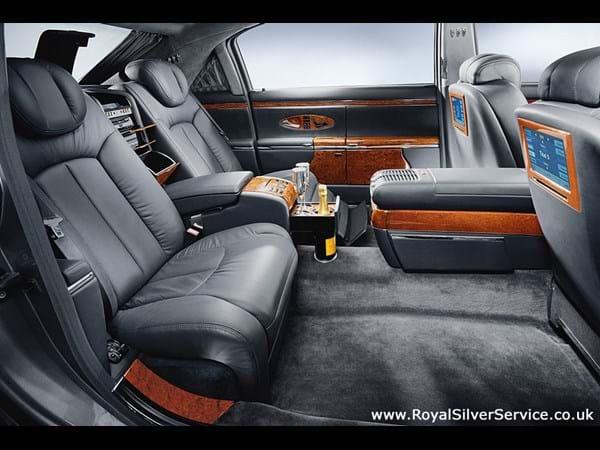 maybach 62 interior. maybach 62 general images interior