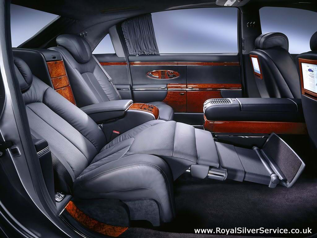 maybach 62 chauffeur hire. Black Bedroom Furniture Sets. Home Design Ideas